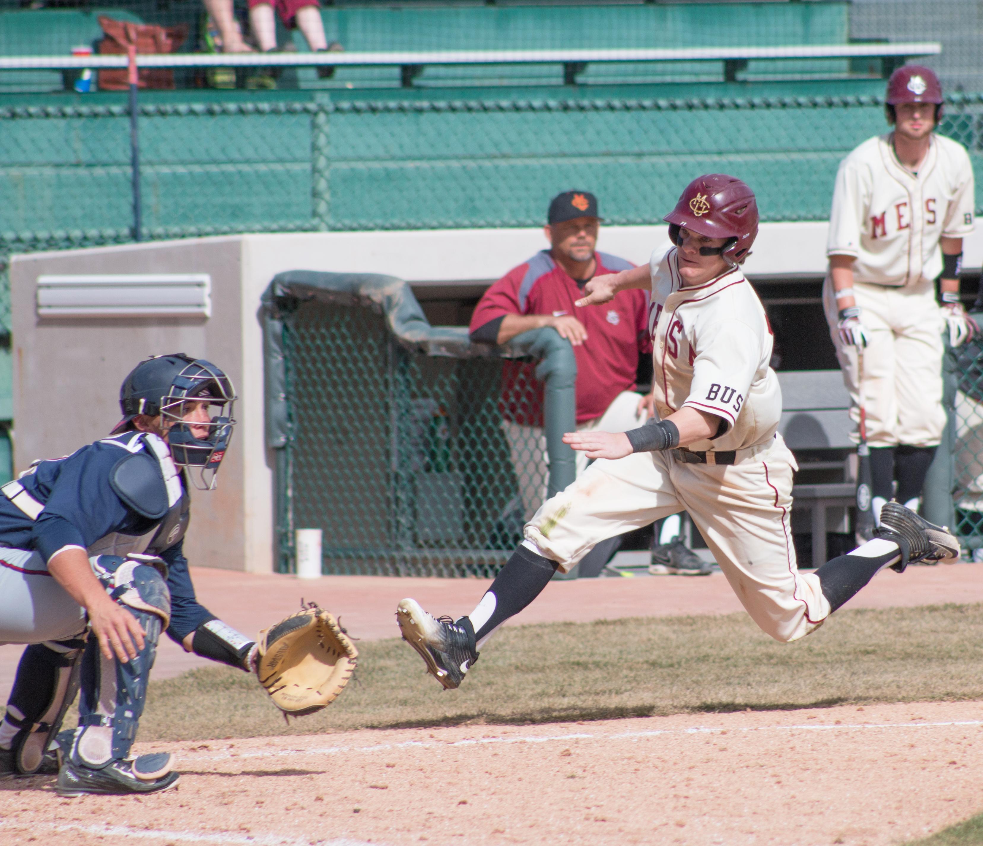 Baseball Opens Up Season In St. George